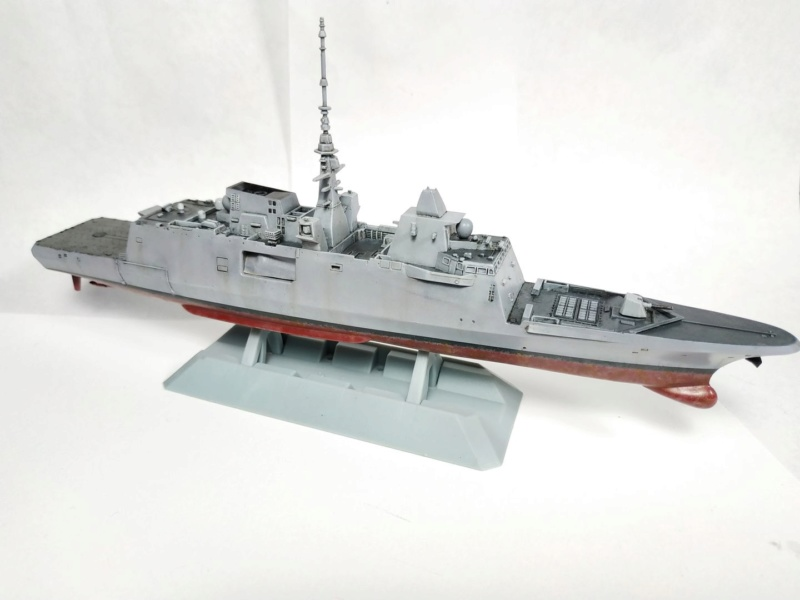 1/700 FREMM - Freedom Model Kit Img_2043