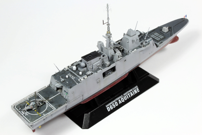 1/700 FREMM - Freedom Model Kit Img_4414