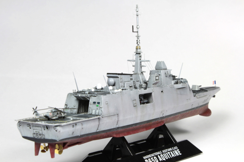 1/700 FREMM - Freedom Model Kit Img_4415