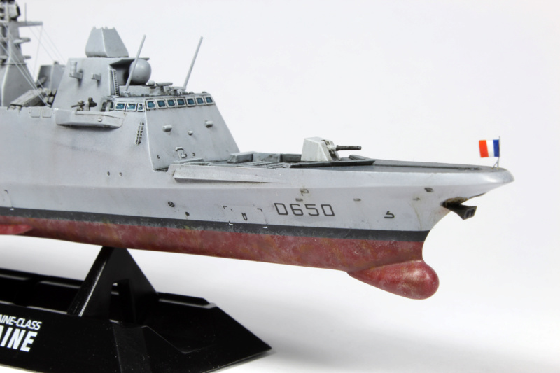 1/700 FREMM - Freedom Model Kit Img_4425