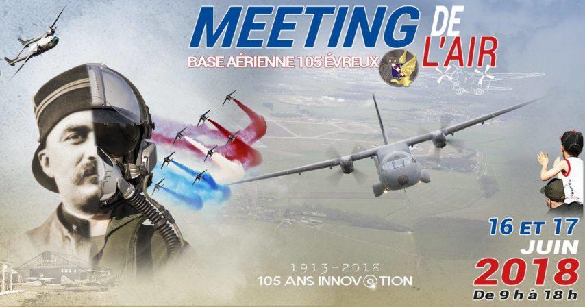 MEETING AÉRIEN BASE 105 D'ÉVREUX LE 16 et 17 JUIN  29354610