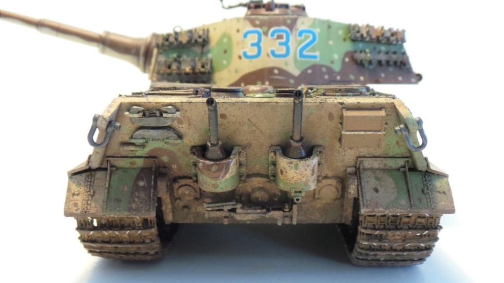 KingTiger (Tiger II) Zvezda 1/35 20180613