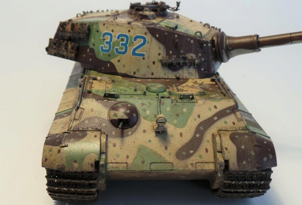KingTiger (Tiger II) Zvezda 1/35 20180614