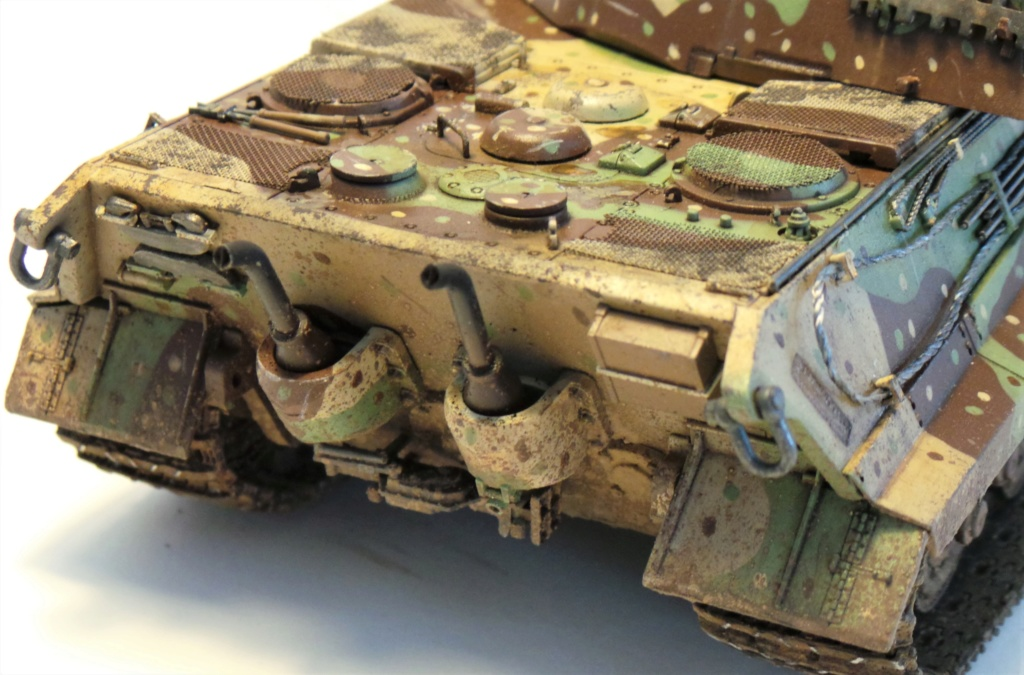 KingTiger (Tiger II) Zvezda 1/35 20180615