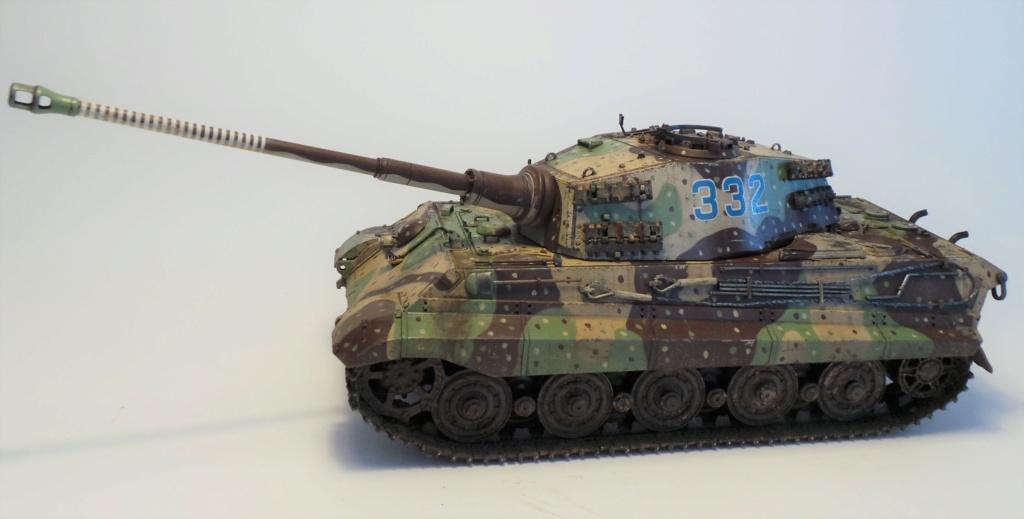 KingTiger (Tiger II) Zvezda 1/35 20180616