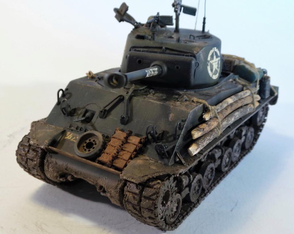 Sherman M4A3E8 Italeri 1/35 20180910