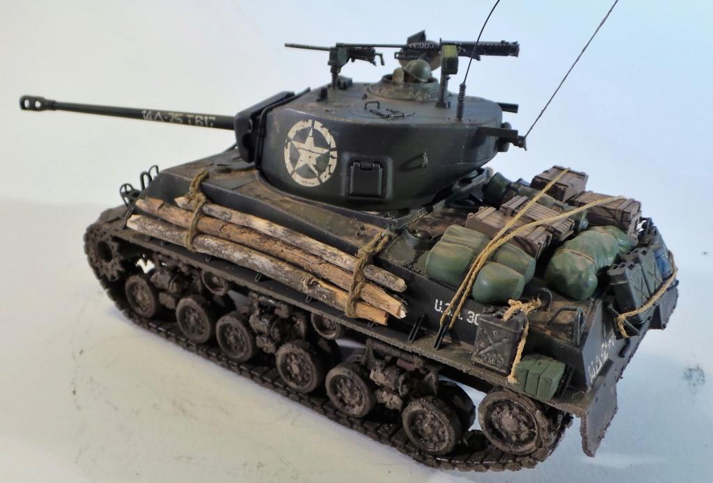 Sherman M4A3E8 Italeri 1/35 20180911
