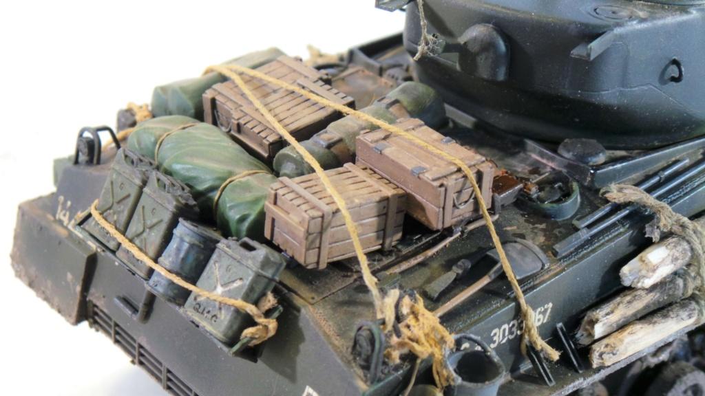Sherman M4A3E8 Italeri 1/35 20180912