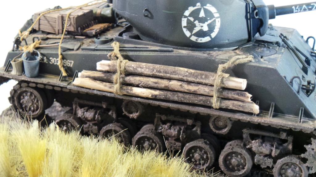 Sherman M4A3E8 Italeri 1/35 20180914