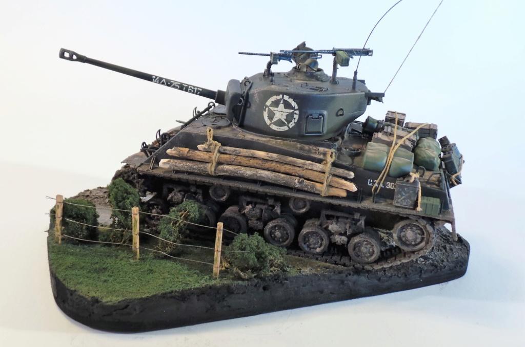 Sherman M4A3E8 Italeri 1/35 20180916