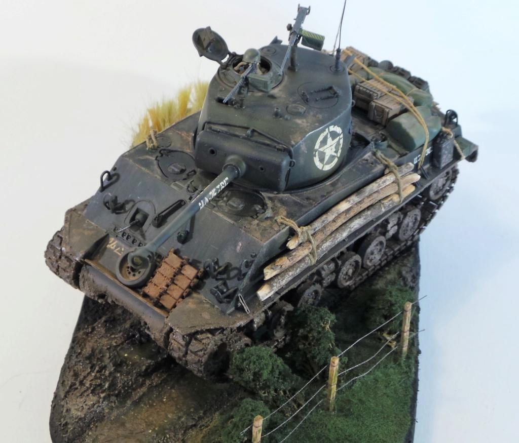 Sherman M4A3E8 Italeri 1/35 20180917
