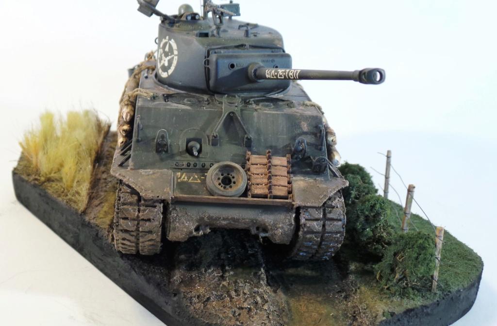 Sherman M4A3E8 Italeri 1/35 20180918