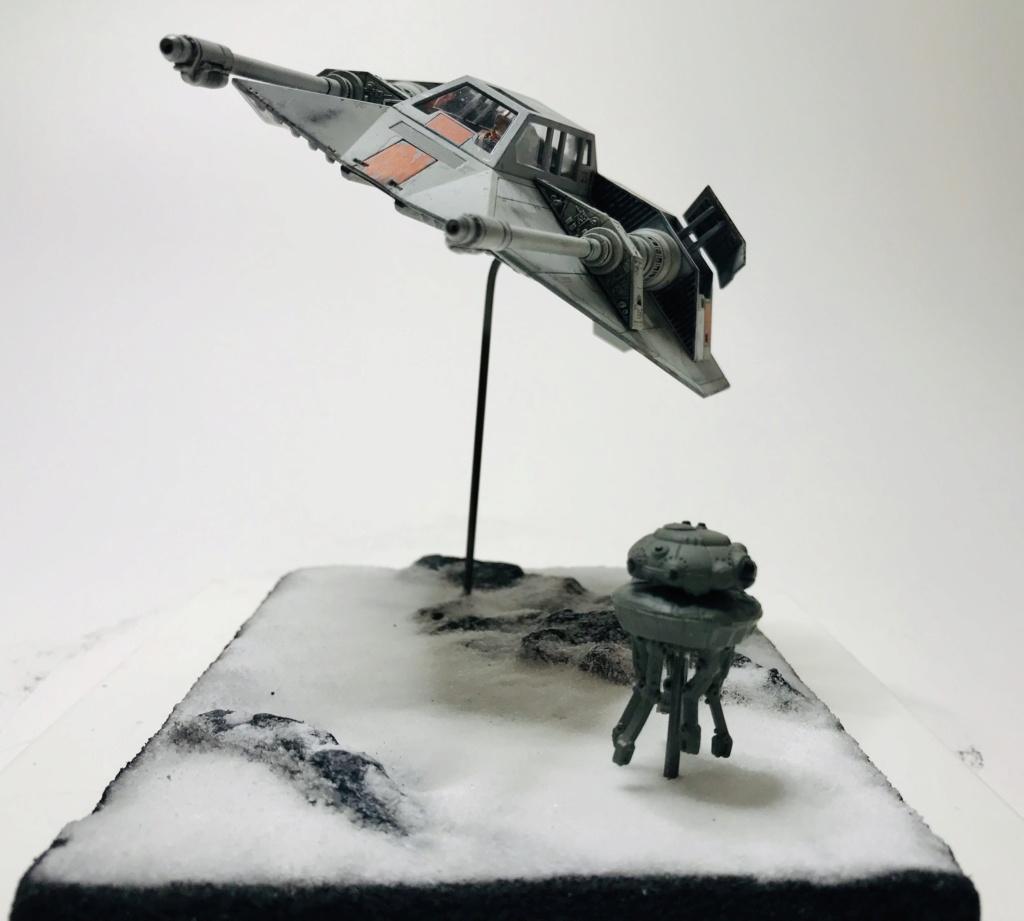 Snow speeder Bandai 1/48 & 1/144 Img_e210