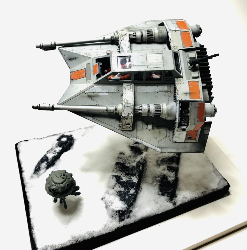 Snow speeder Bandai 1/48 & 1/144 Img_e211