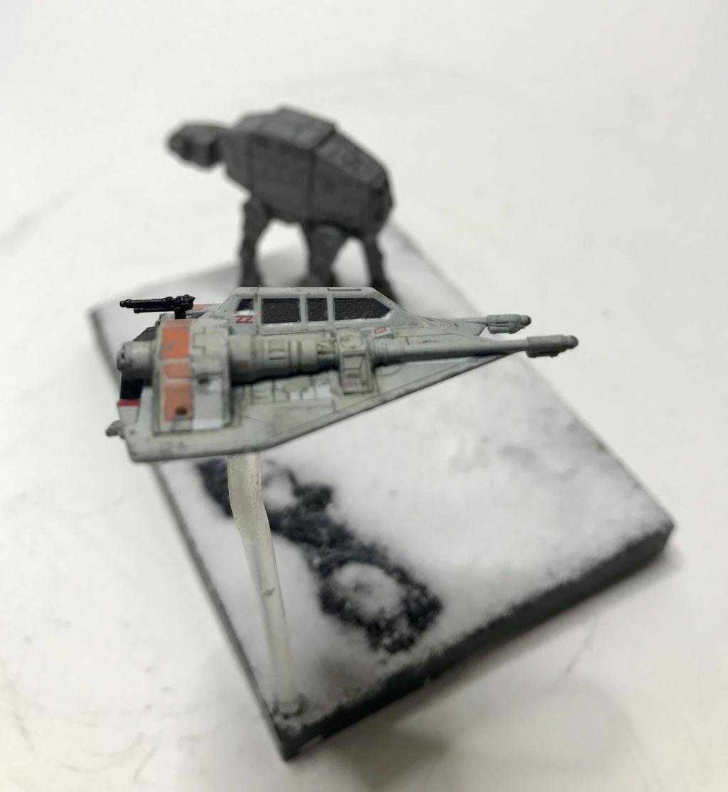 Snow speeder Bandai 1/48 & 1/144 Img_e213