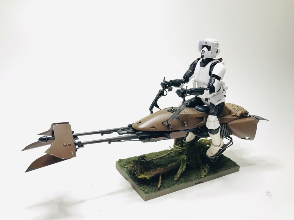 Speeder Bike & Scout Trooper Bandai 1/12 Img_e216