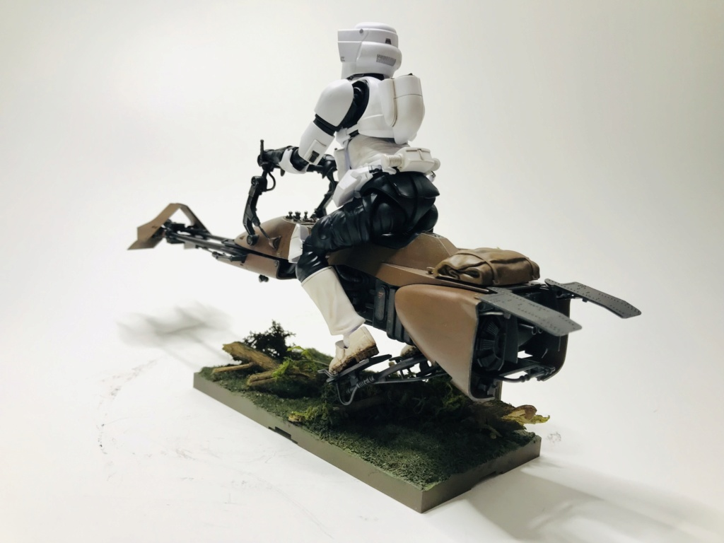 Speeder Bike & Scout Trooper Bandai 1/12 Img_e217