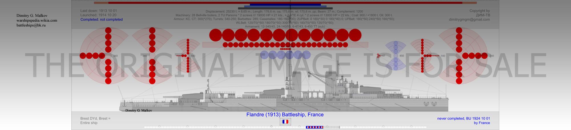 Mes dessins des navires francais B1-19111