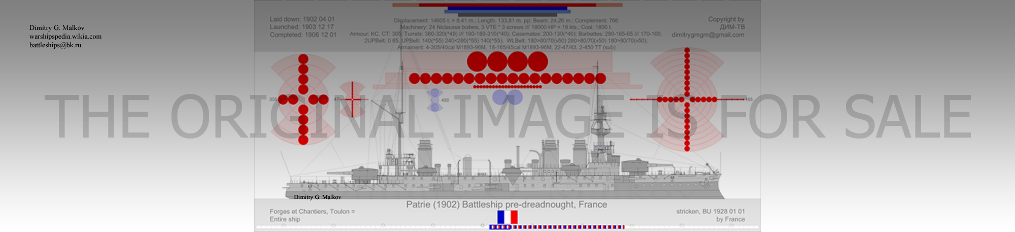 Mes dessins des navires francais - Page 5 Bb-19020