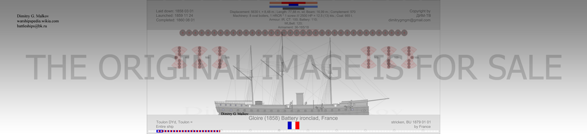 Mes dessins de navires français et de construction française Bo-18510