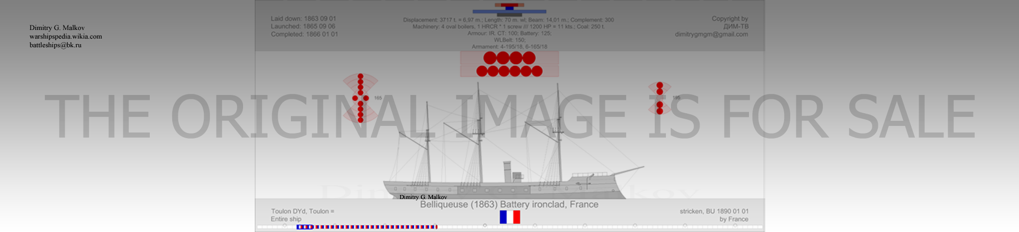Mes dessins des navires francais Bo-18610