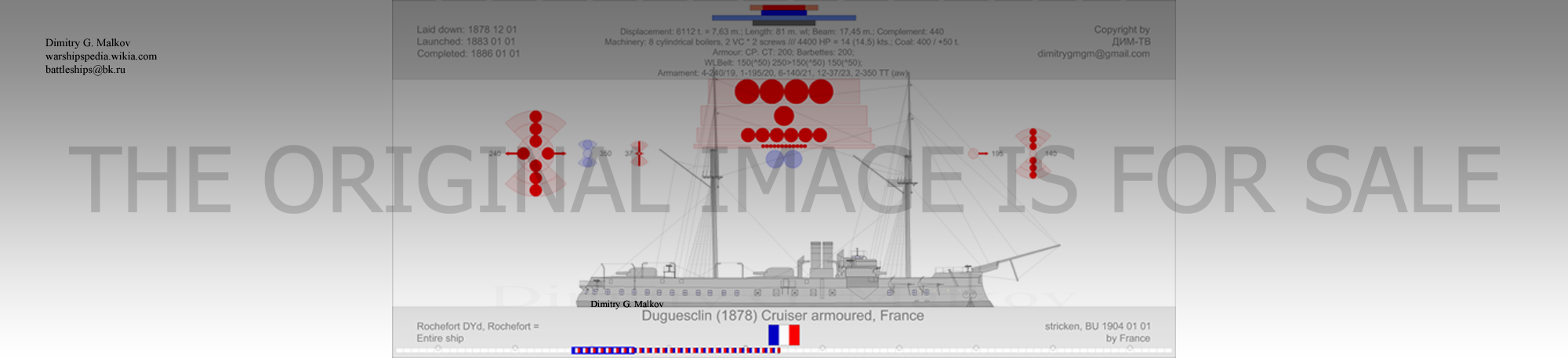 Mes dessins de navires français et de construction française - Page 2 Ca-18712