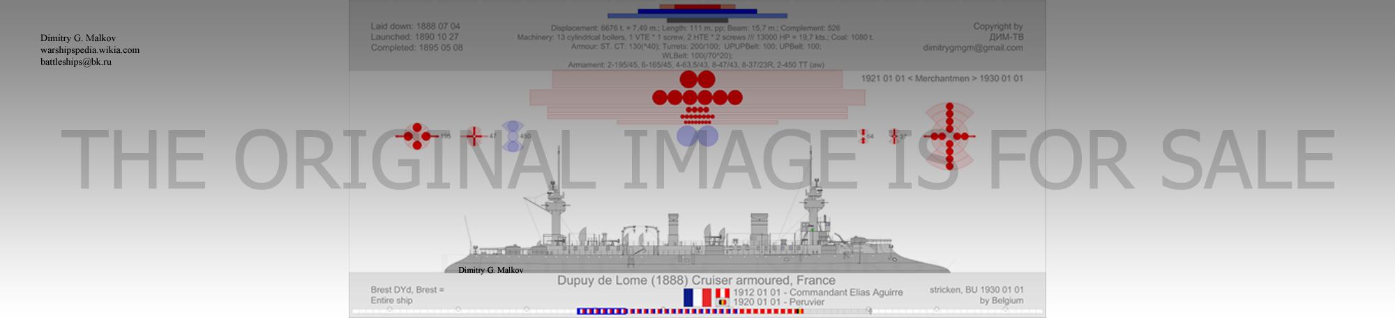 Mes dessins des navires francais Ca-18810
