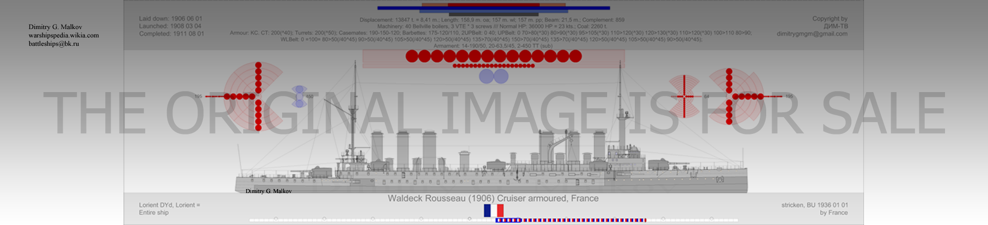 Mes dessins de navires français et de construction française - Page 14 Ca-19018