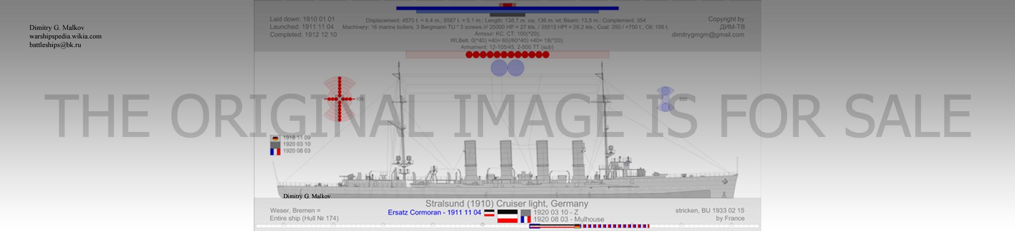 Mes dessins des navires francais Cl-19115