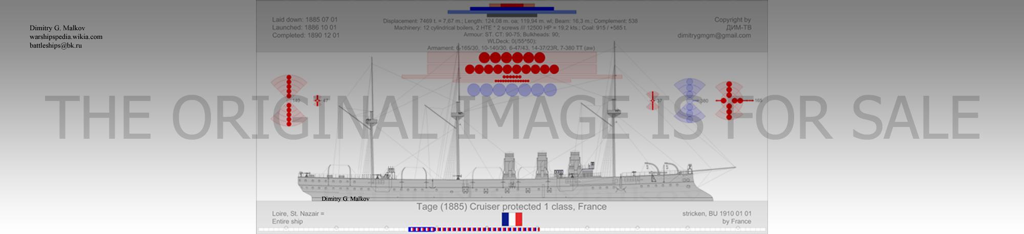 Mes dessins de navires français et de construction française - Page 15 Cp-18142