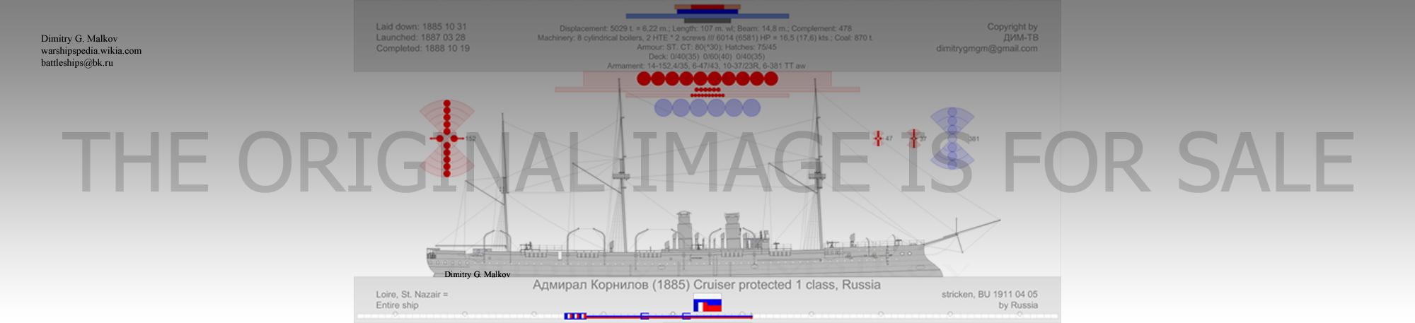 Mes dessins des navires francais Cp-18811