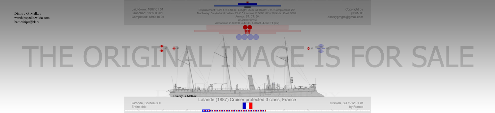 Mes dessins des navires francais - Page 5 Cp-18817