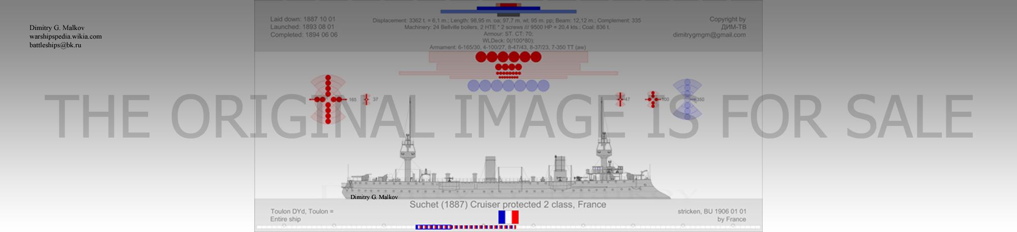 Mes dessins de navires français et de construction française - Page 8 Cp-18826