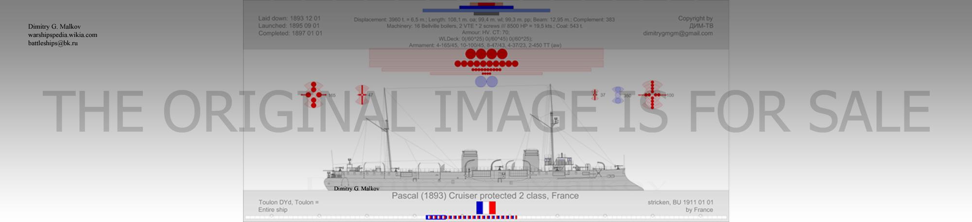 Mes dessins de navires français et de construction française - Page 14 Cp-18925