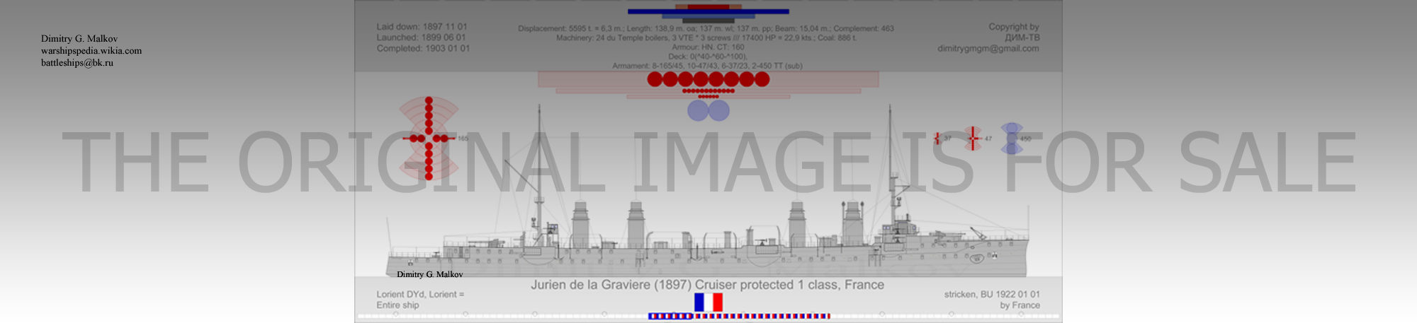 Mes dessins de navires français et de construction française - Page 15 Cp-18936