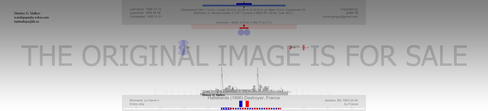Mes dessins de navires français et de construction française - Page 8 Dd-18910
