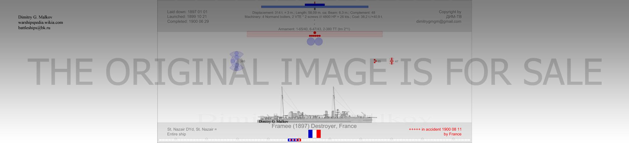 Mes dessins des navires francais - Page 9 Dd-18915