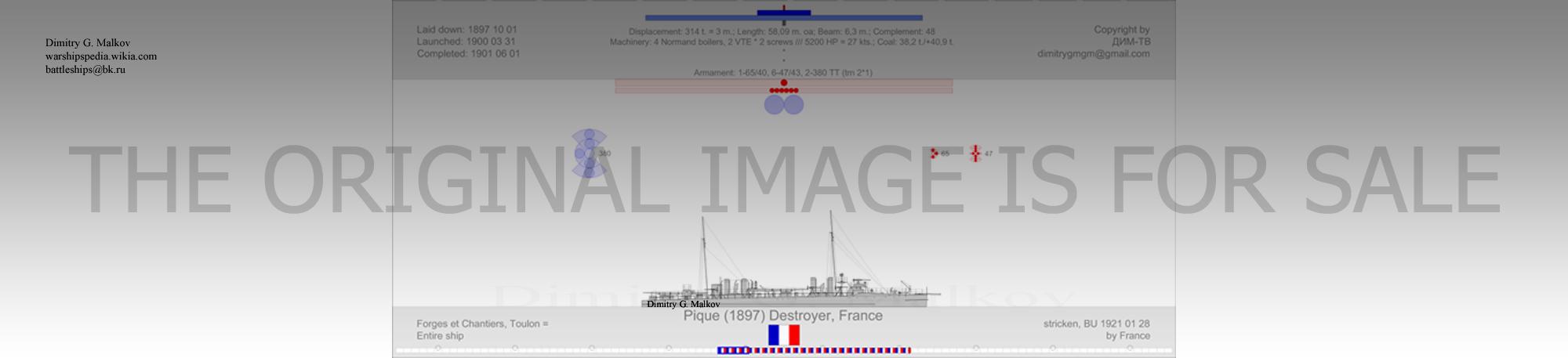 Mes dessins des navires francais - Page 9 Dd-18916