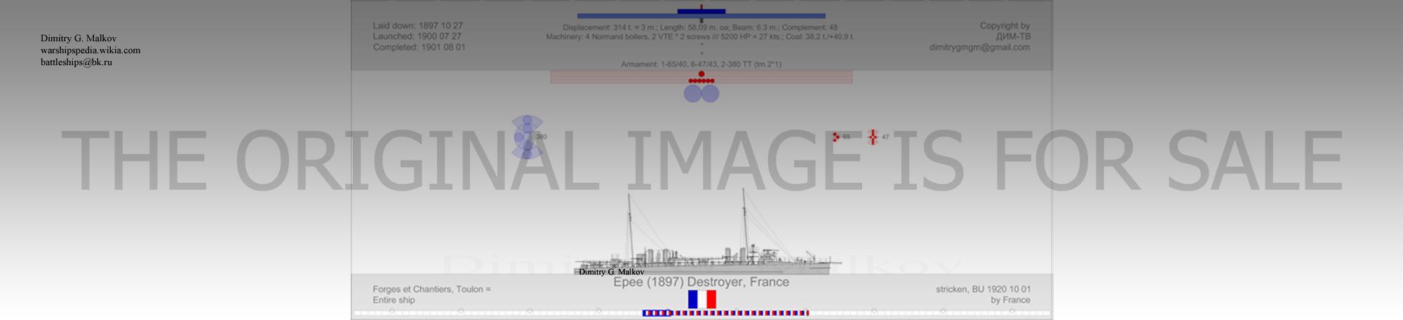 Mes dessins des navires francais - Page 9 Dd-18917