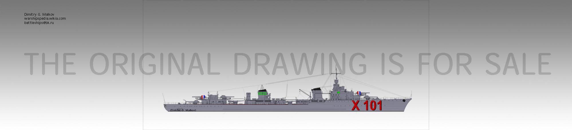 Mes dessins des navires francais - Page 6 Dd-fan10