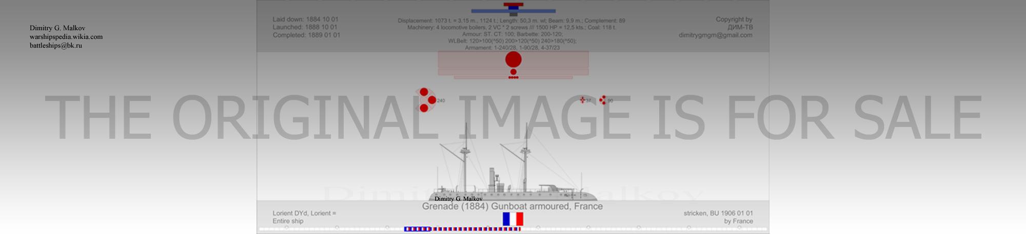 Mes dessins de navires français et de construction française - Page 10 Ga-18817
