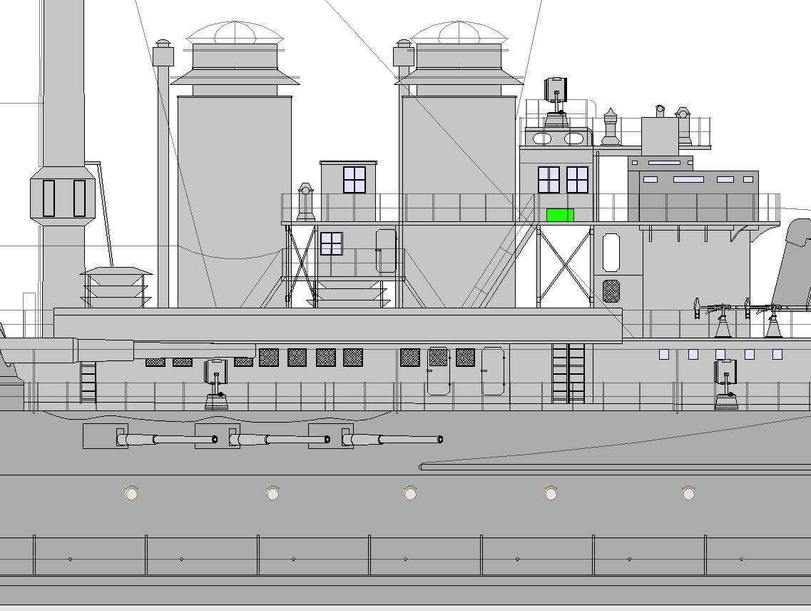Mes dessins de navires français et de construction française - Page 3 Sample11