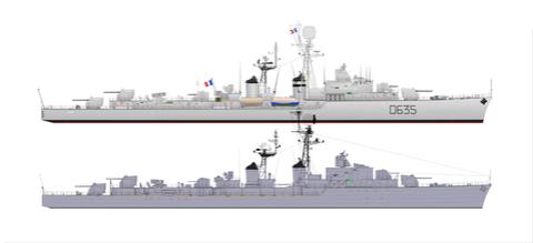 Mes dessins des navires francais - Page 6 Dd-dup10