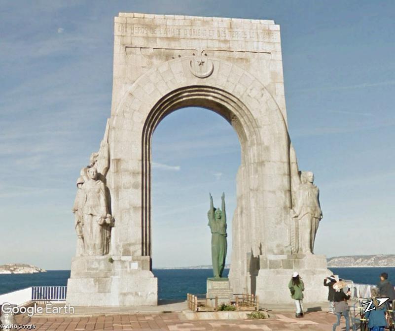 Memorial du front d'Orient, Marseille, France Www12