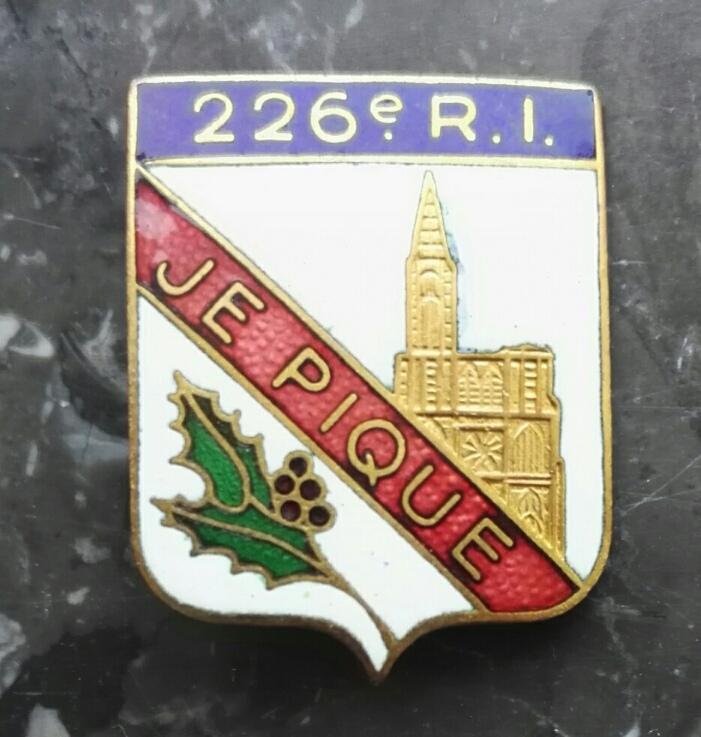 insigne 226 Ri Ins10