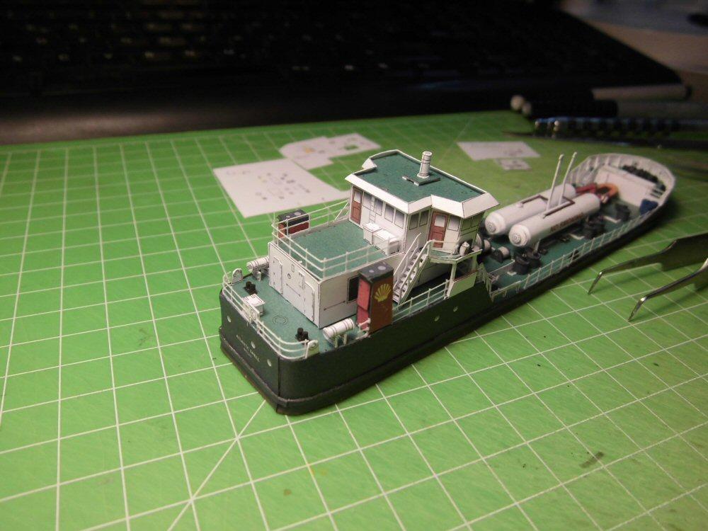 Atlantic Shell von Paper Shipwright 1:250 - Seite 2 Cimg3710