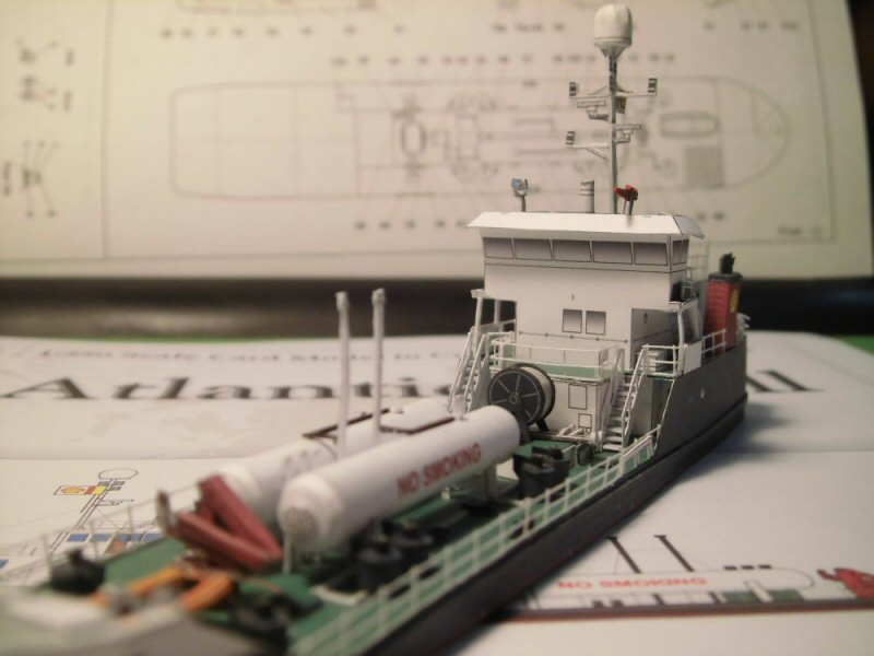 Atlantic Shell von Paper Shipwright 1:250 - Seite 2 Cimg3810