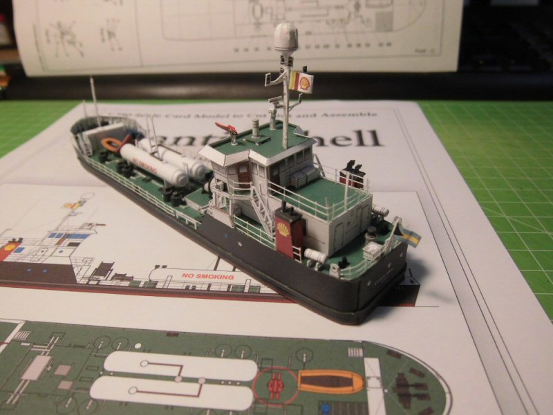 Atlantic Shell von Paper Shipwright 1:250 - Seite 2 Cimg3811