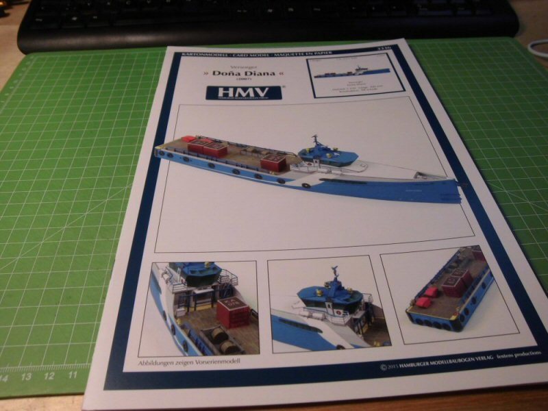 Versorger Dona Diana 1:250 HMV Cimg3814