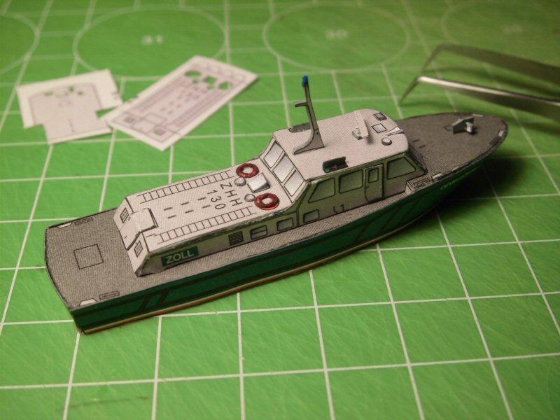 Hafenfahrzeuge HMV 1:250 Cimg4219